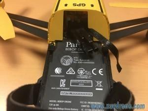 batteries bebop drone