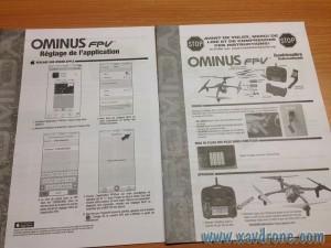 notice Dromida Ominus FPV