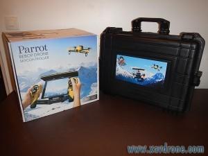 Valise Bebop Drone et Skycontroller