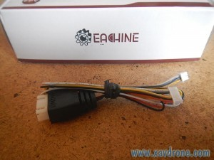 cable Eachine 200 FPV