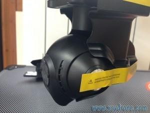 Caméra CG03-GB UHD 4K