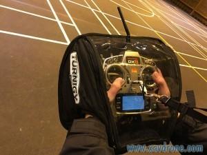 Moufle pour radiocommande
