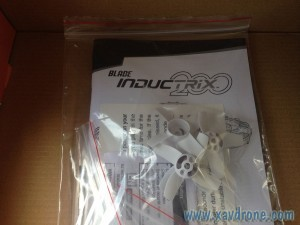 notice Blade Inductrix 200 FPV