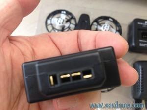 batterie Inductrix 200 FPV