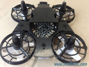 LiPo Inductrix 200 FPV