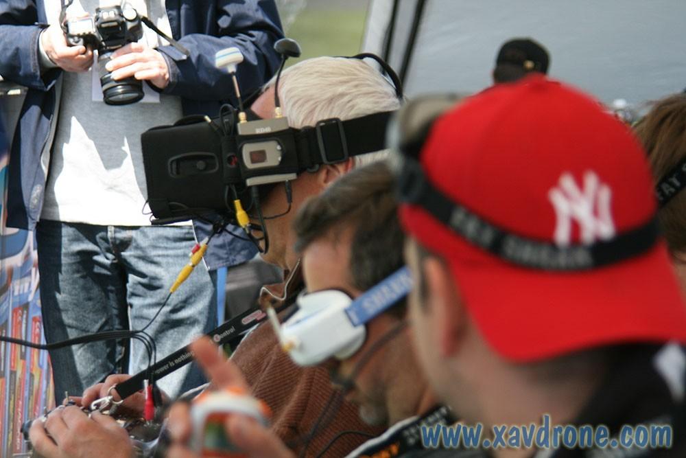FPV RCVCC Race