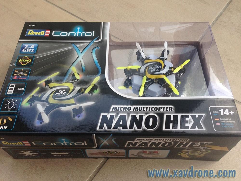 boite nano hex