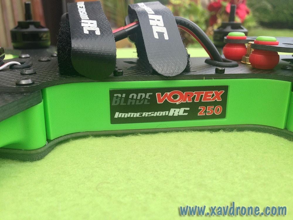 chassis Vortex 250 pro