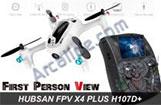Hubsan X4 FPV Plus