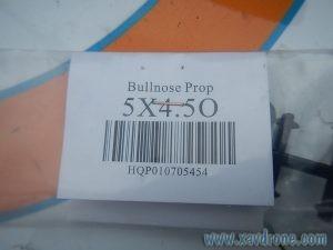 HQ Prop bullnoses