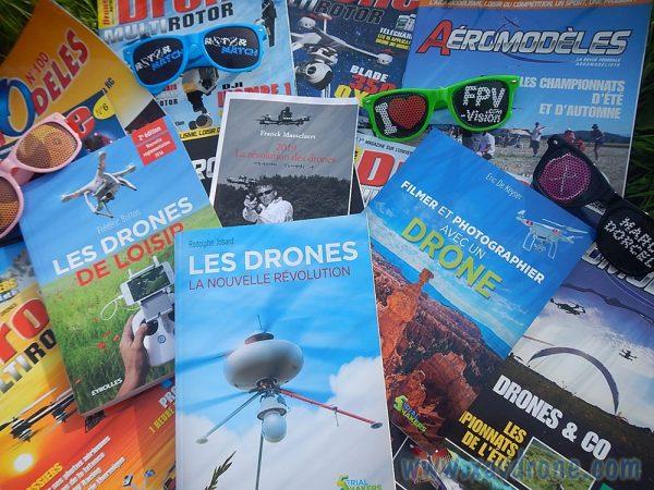 Livres sur les drones