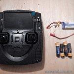 Modification radio Hubsan H501S