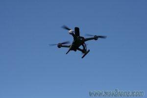 Theta S sur drone