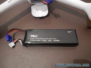 Lipo hubsan H501S