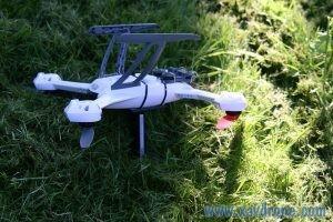 crash drone