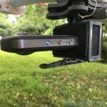caméra 360 en drone