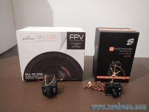 mini caméras FPV