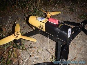 DroneKeeper sur Bebop