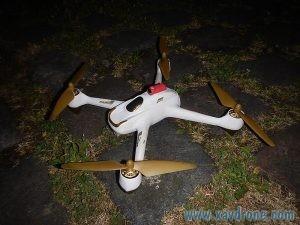 DroneKeeper sur H501S
