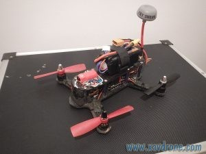 DroneKeeper sur AC/DC 200