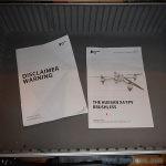 notice drone h501S
