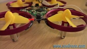 Inductrix FPV RKH