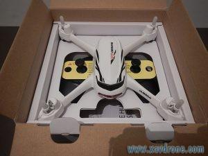 drone Hubsan X4 H502E