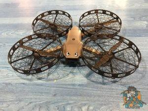cage protèges hélices mavic pro