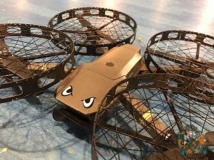 Cages de protection d'hélices DJI Mavic Pro