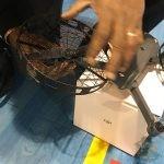 montage protèges hélices mavic pro