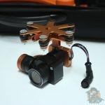 caméra 4k splash drone 3
