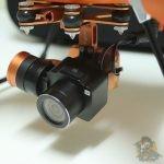 splash drone 3 : caméra 4K étanche