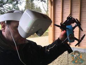 casque fpv dji goggles