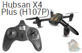 hubsan x4 plus