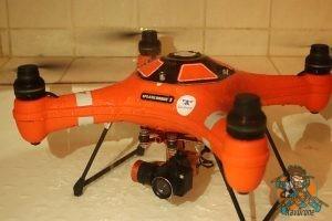 nettoyage splash drone 3