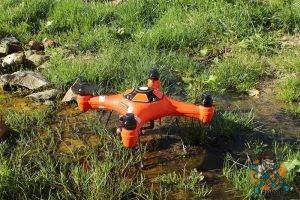 Splashdrone