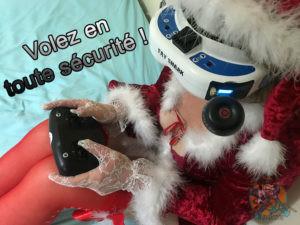 mère noel pour conseils drones